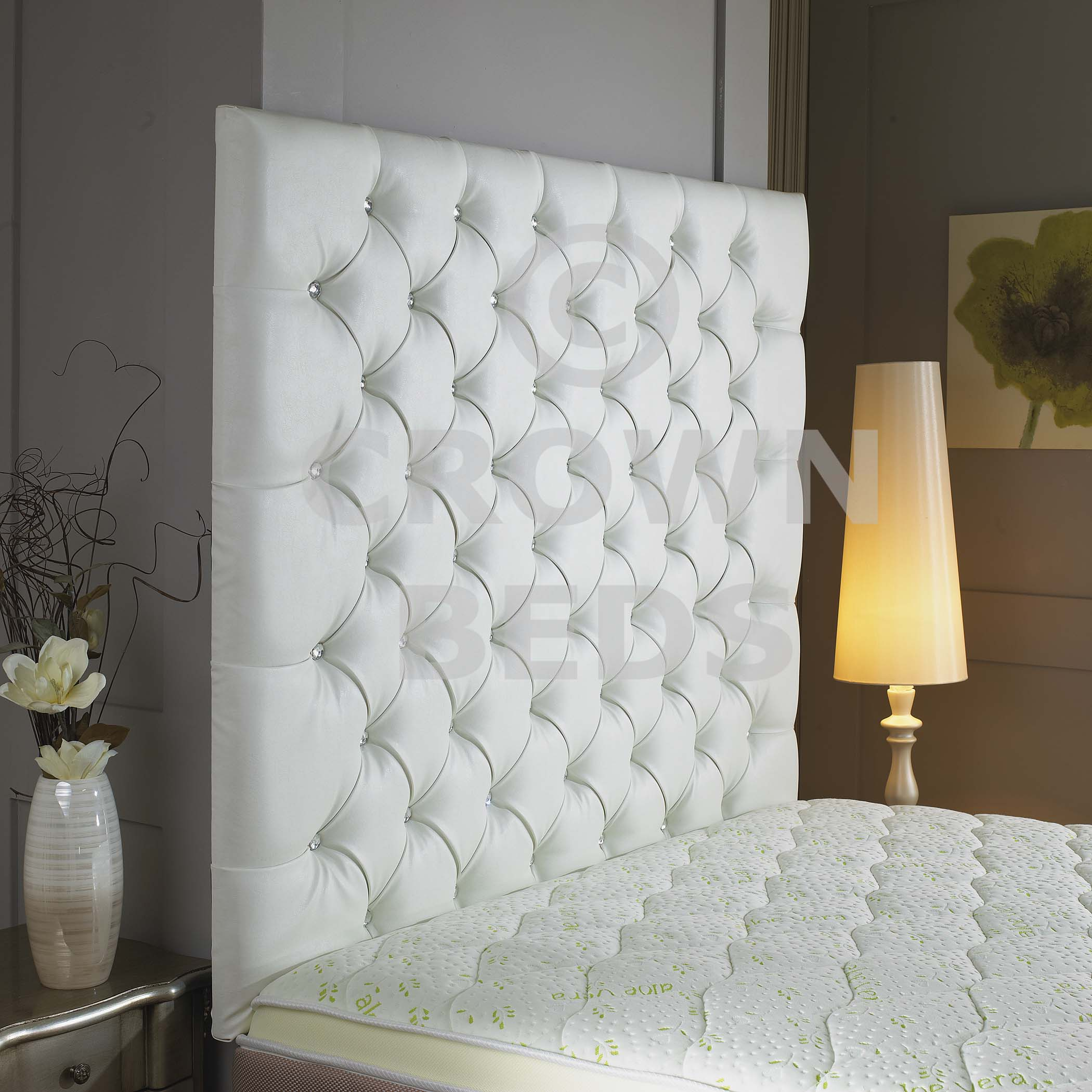 room bed diamond craft and gym headboard white ideas tufted craftsmanbb black design